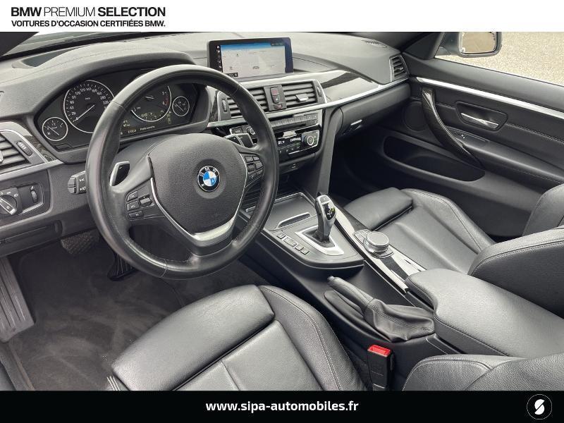Bmw 420 420dA xDrive 190ch Luxury Euro6d-T  occasion à Montauban - photo n°9