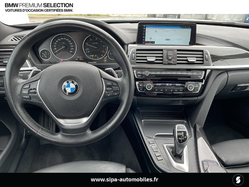 Bmw 420 420dA xDrive 190ch Luxury Euro6d-T  occasion à Montauban - photo n°5