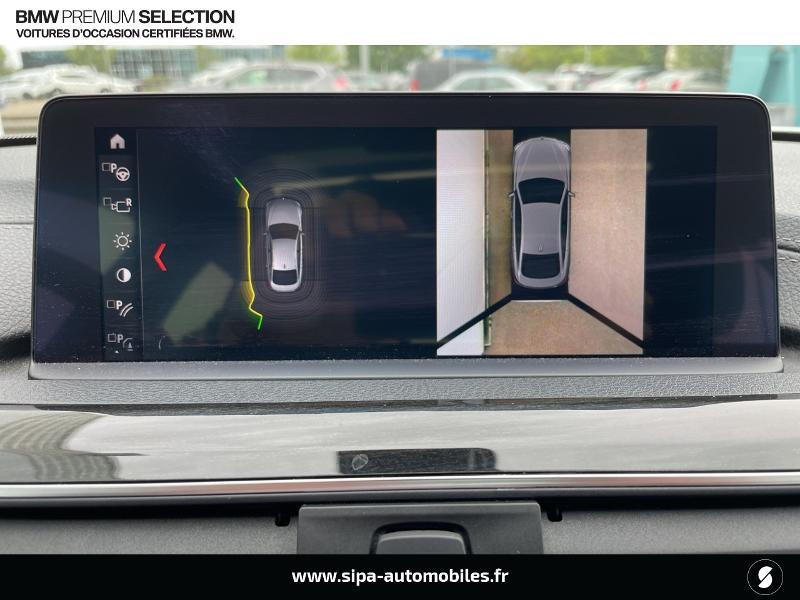 Bmw 420 420dA xDrive 190ch Luxury Euro6d-T  occasion à Montauban - photo n°20