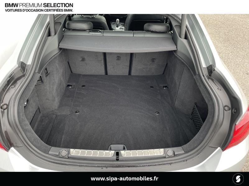 Bmw 420 420dA xDrive 190ch Luxury Euro6d-T  occasion à Montauban - photo n°7