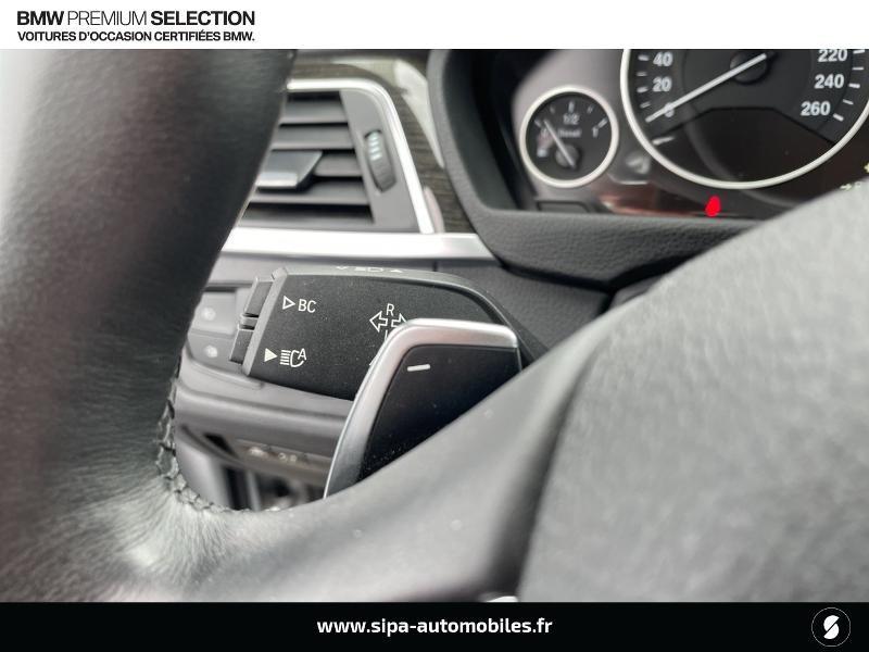 Bmw 420 420dA xDrive 190ch Luxury Euro6d-T  occasion à Montauban - photo n°19