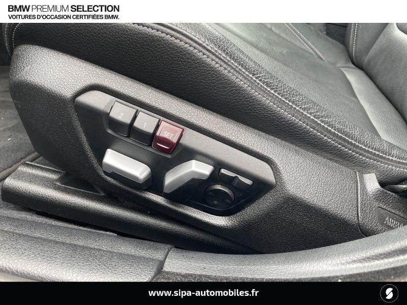 Bmw 420 420dA xDrive 190ch Luxury Euro6d-T  occasion à Montauban - photo n°15