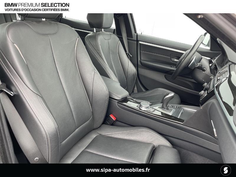 Bmw 420 420dA xDrive 190ch Luxury Euro6d-T  occasion à Montauban - photo n°4