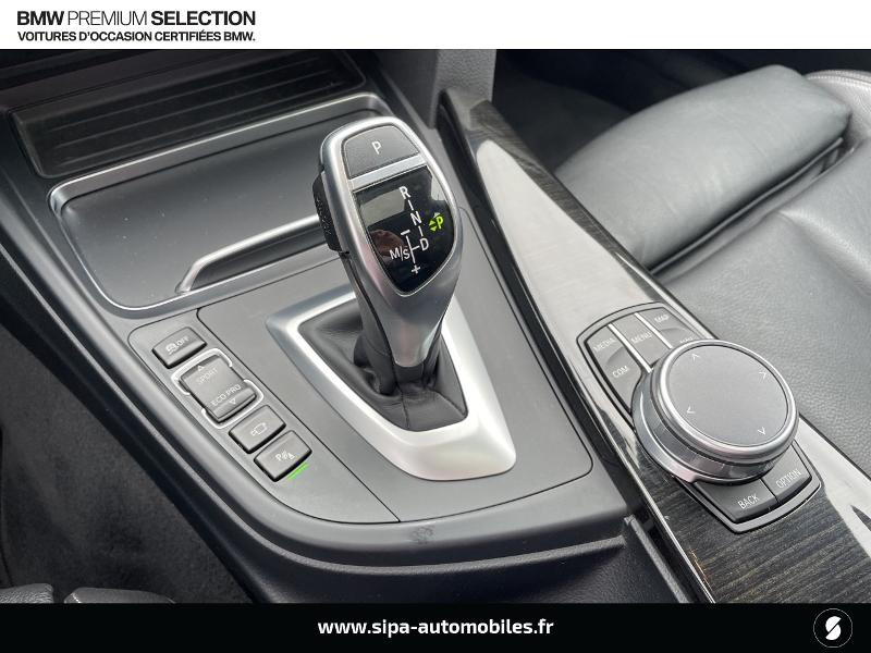 Bmw 420 420dA xDrive 190ch Luxury Euro6d-T  occasion à Montauban - photo n°12