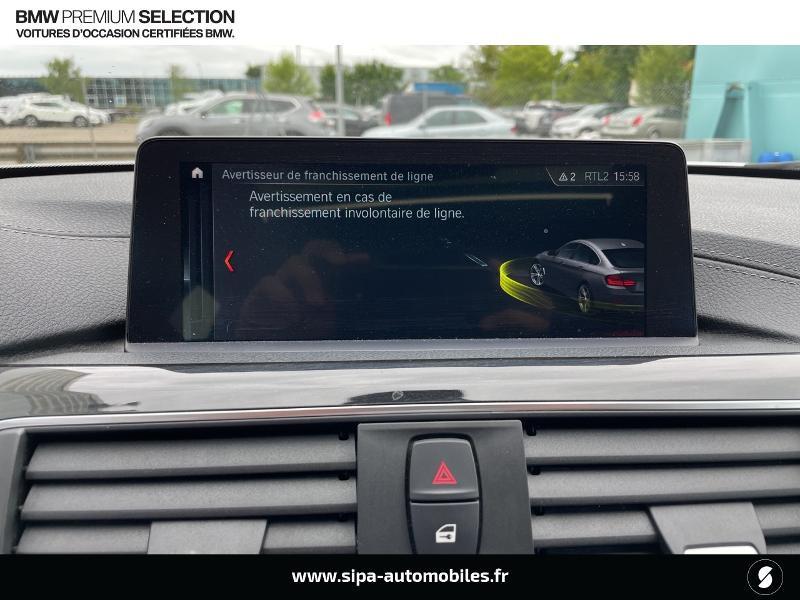 Bmw 420 420dA xDrive 190ch Luxury Euro6d-T  occasion à Montauban - photo n°18