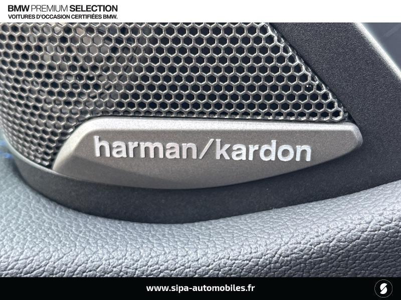 Bmw 420 420dA xDrive 190ch M Sport Euro6d-T Noir occasion à Montauban - photo n°20