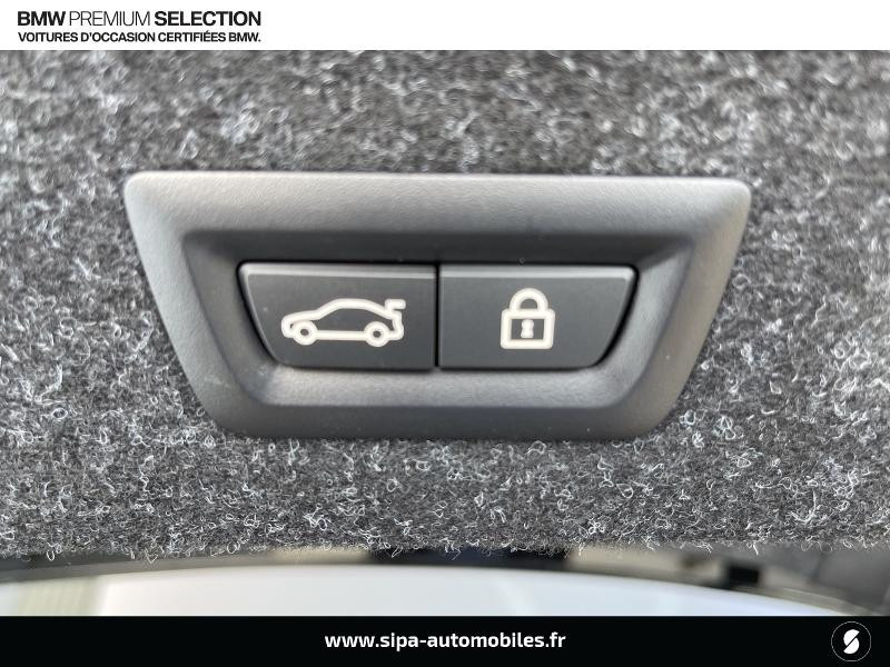 Bmw 420 420dA xDrive 190ch M Sport Euro6d-T Noir occasion à Montauban - photo n°19