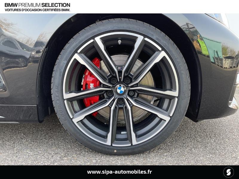 Bmw 420 420dA xDrive 190ch M Sport Euro6d-T Noir occasion à Montauban - photo n°8