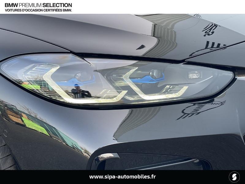 Bmw 420 420dA xDrive 190ch M Sport Euro6d-T Noir occasion à Montauban - photo n°10