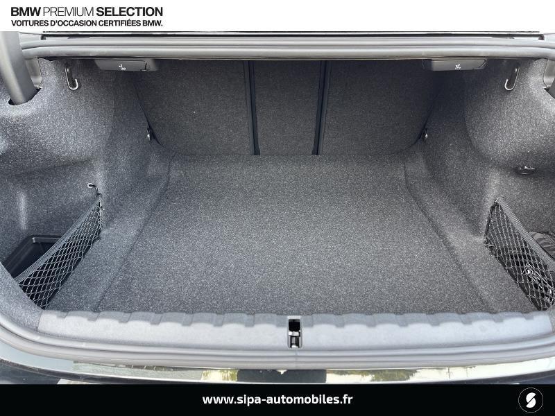 Bmw 420 420dA xDrive 190ch M Sport Euro6d-T Noir occasion à Montauban - photo n°7