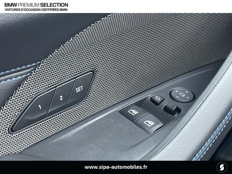 Bmw 420 420dA xDrive 190ch M Sport Euro6d-T Noir occasion à Montauban - photo n°13
