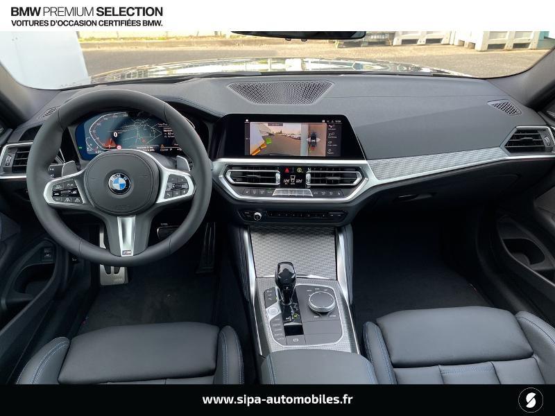 Bmw 420 420dA xDrive 190ch M Sport Euro6d-T Noir occasion à Montauban - photo n°5