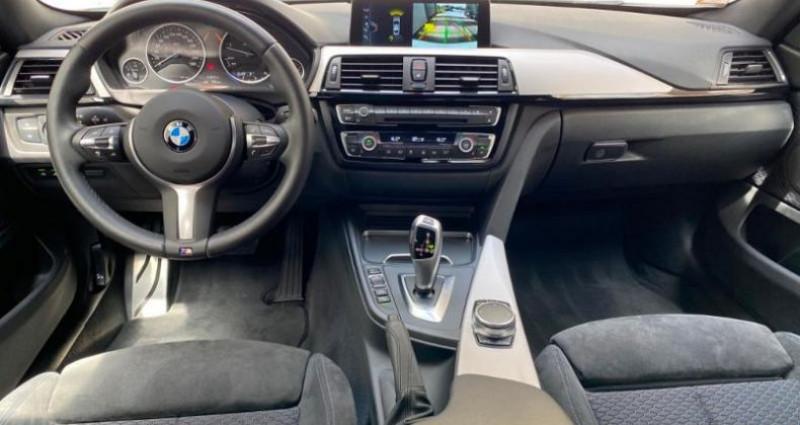 Bmw 420 420dA xDrive 190ch M Sport Blanc occasion à BREST - photo n°5