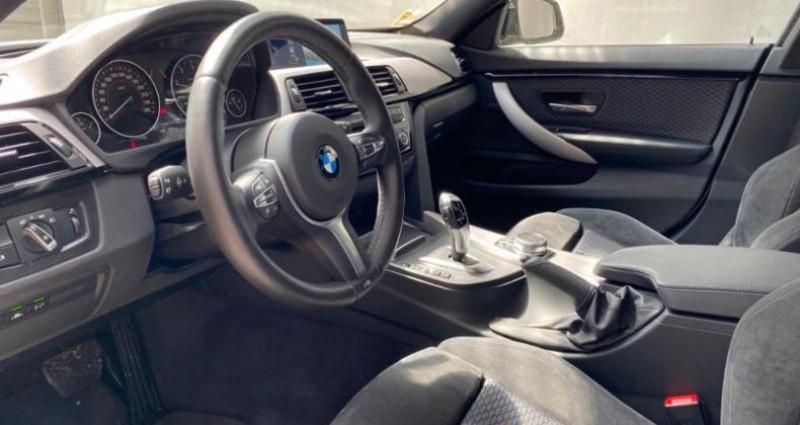 Bmw 420 420dA xDrive 190ch M Sport Blanc occasion à BREST - photo n°4