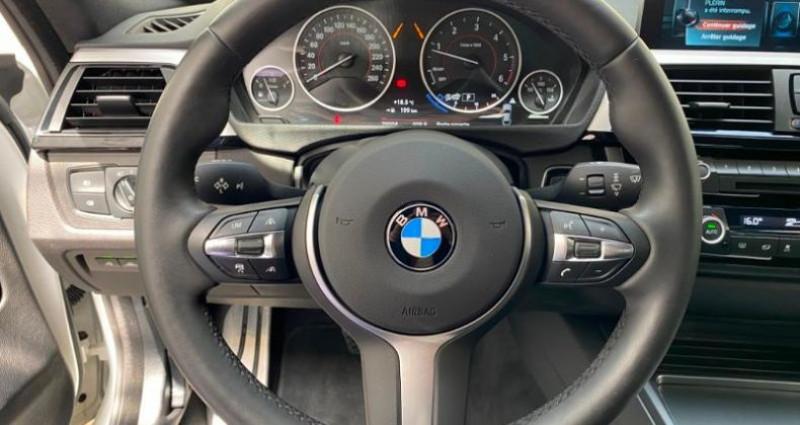 Bmw 420 420dA xDrive 190ch M Sport Blanc occasion à BREST - photo n°6
