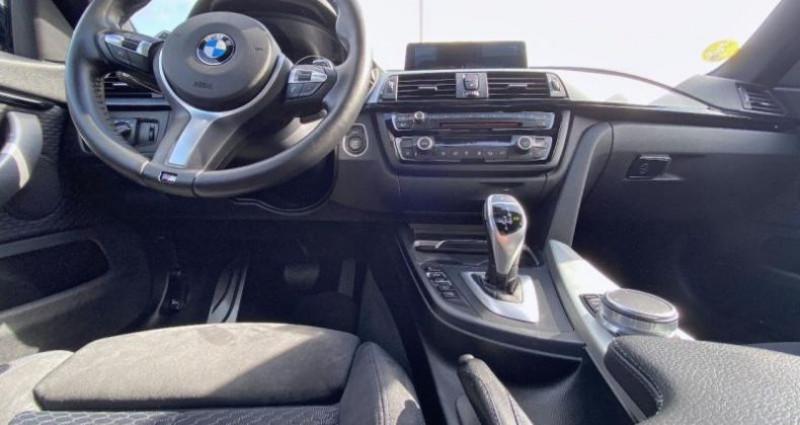 Bmw 420 420dA xDrive 190ch M Sport Noir occasion à Cholet - photo n°5