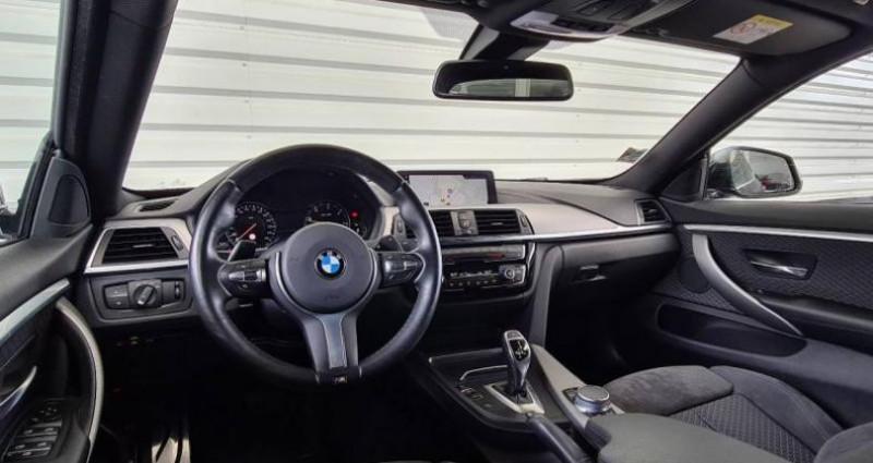 Bmw 420 420dA xDrive 190ch M Sport Noir occasion à Forbach - photo n°5