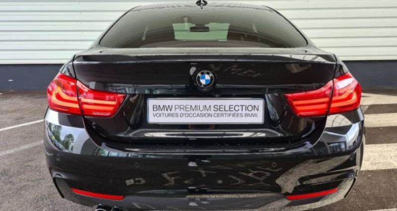 Bmw 420 420dA xDrive 190ch M Sport Noir occasion à Forbach - photo n°4