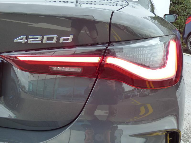 Bmw 420 420dA xDrive 190ch M Sport  occasion à Laval - photo n°8