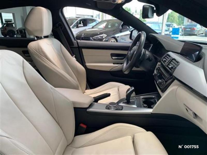 Bmw 420 420dA xDrive 190ch M Sport Gris occasion à Beauvais - photo n°7