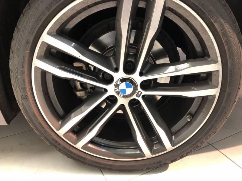 Bmw 420 COUPE F32 Coupé 420d xDrive 190 ch M Sport A Gris occasion à Carcassonne - photo n°8