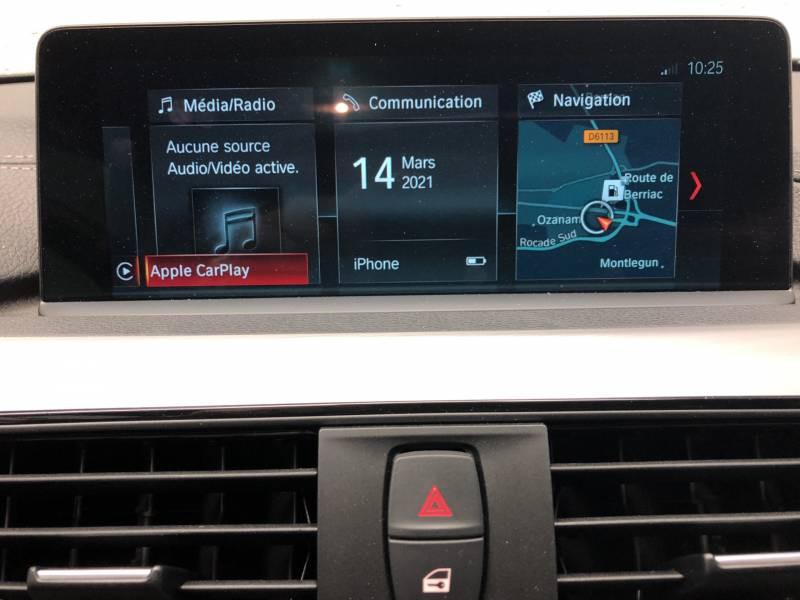 Bmw 420 COUPE F32 Coupé 420d xDrive 190 ch M Sport A Gris occasion à Carcassonne - photo n°12