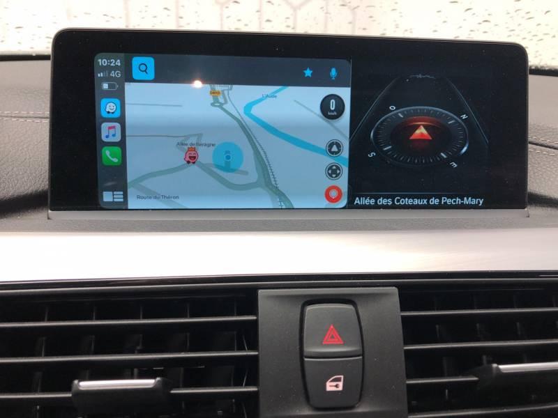 Bmw 420 COUPE F32 Coupé 420d xDrive 190 ch M Sport A Gris occasion à Carcassonne - photo n°10