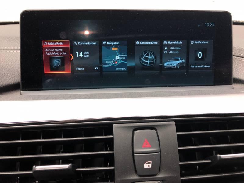 Bmw 420 COUPE F32 Coupé 420d xDrive 190 ch M Sport A Gris occasion à Carcassonne - photo n°13