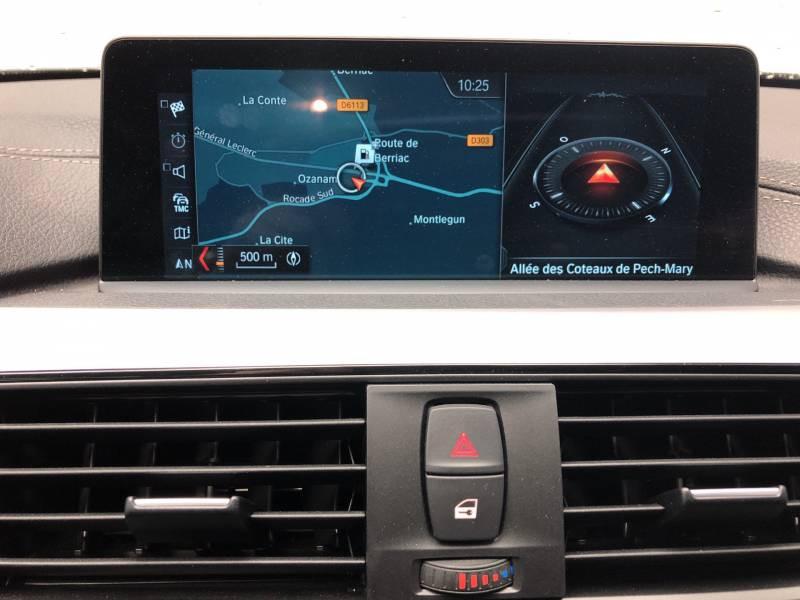 Bmw 420 COUPE F32 Coupé 420d xDrive 190 ch M Sport A Gris occasion à Carcassonne - photo n°11