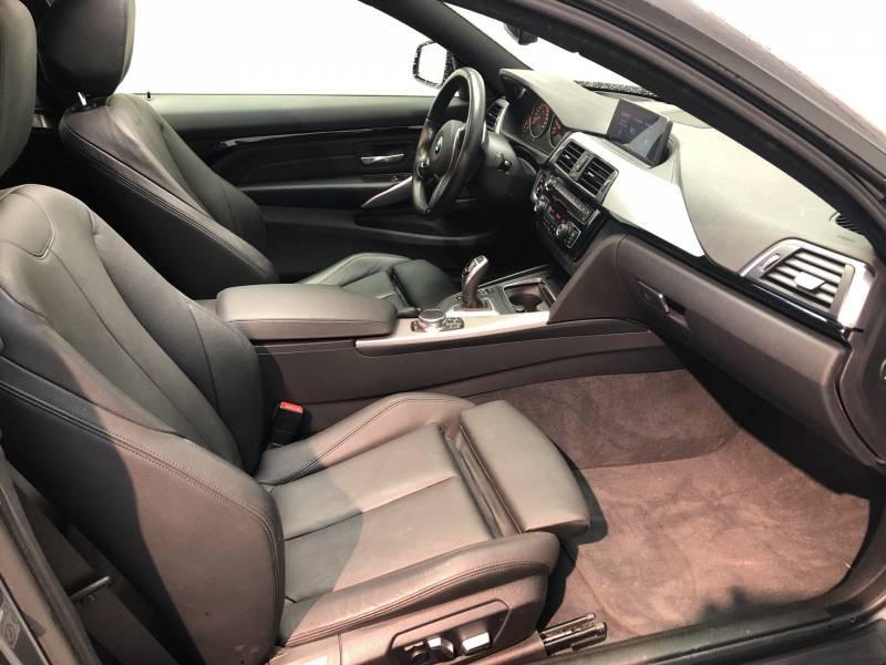 Bmw 420 COUPE F32 Coupé 420d xDrive 190 ch M Sport A Gris occasion à Carcassonne - photo n°9
