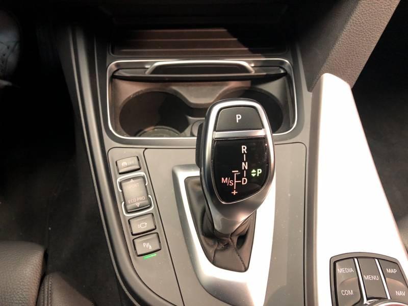 Bmw 420 COUPE F32 Coupé 420d xDrive 190 ch M Sport A Gris occasion à Carcassonne - photo n°15