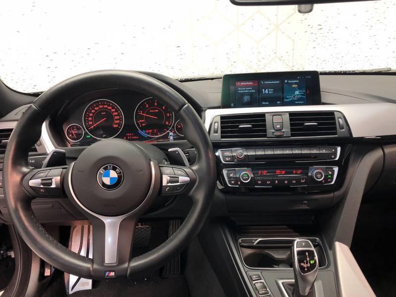 Bmw 420 COUPE F32 Coupé 420d xDrive 190 ch M Sport A Gris occasion à Carcassonne - photo n°5