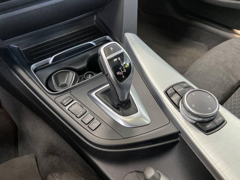 Bmw 420 COUPE F32 Coupé 420d xDrive 190 ch M Sport A Gris occasion à Limoges - photo n°6