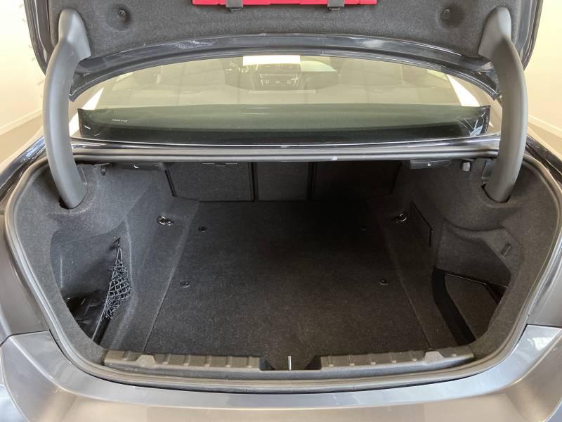 Bmw 420 COUPE F32 Coupé 420d xDrive 190 ch M Sport A Gris occasion à Limoges - photo n°7