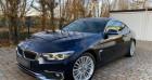 Bmw 420 Coupe I (F32) 420d 190ch Luxury Bleu à Boulogne-Billancourt 92