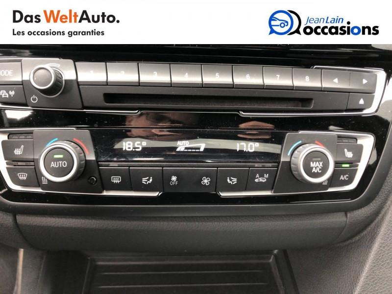 Bmw 420 Gran Coupé 420d xDrive 190 ch M Sport A 4p Noir occasion à Annemasse - photo n°14
