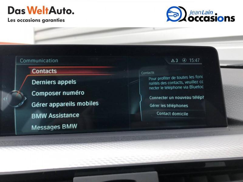 Bmw 420 Gran Coupé 420d xDrive 190 ch M Sport A 4p Noir occasion à Annemasse - photo n°16