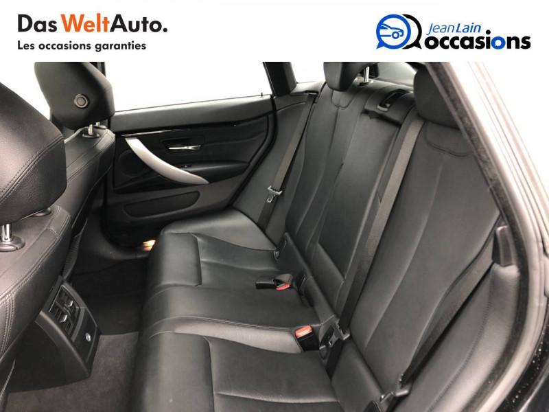 Bmw 420 Gran Coupé 420d xDrive 190 ch M Sport A 4p Noir occasion à Annemasse - photo n°17
