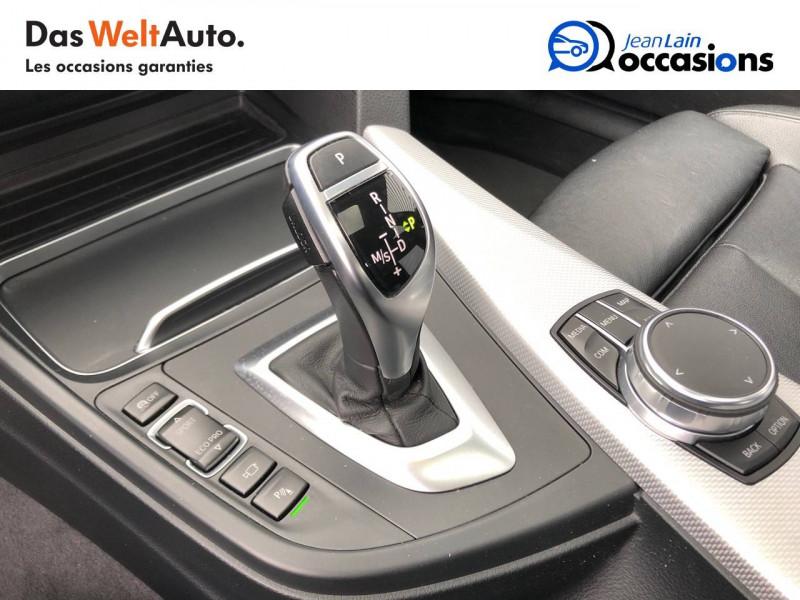 Bmw 420 Gran Coupé 420d xDrive 190 ch M Sport A 4p Noir occasion à Annemasse - photo n°13