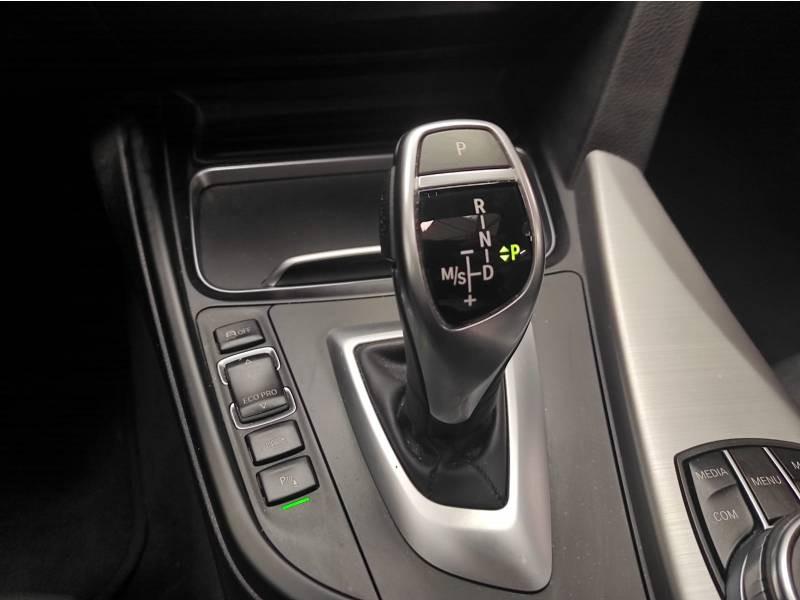 Bmw 420 GRAN COUPE F36 Coupé 420d xDrive 190 ch Luxury A Gris occasion à Carcassonne - photo n°7