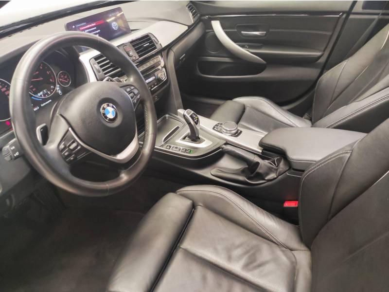 Bmw 420 GRAN COUPE F36 Coupé 420d xDrive 190 ch Luxury A Gris occasion à Carcassonne - photo n°4