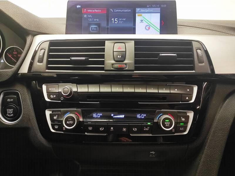 Bmw 420 GRAN COUPE F36 Coupé 420d xDrive 190 ch Luxury A Gris occasion à Carcassonne - photo n°8