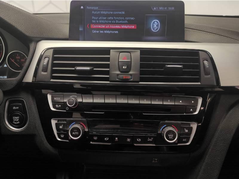 Bmw 420 GRAN COUPE F36 Coupé 420d xDrive 190 ch Luxury A Gris occasion à Carcassonne - photo n°11