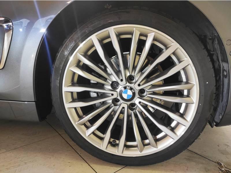 Bmw 420 GRAN COUPE F36 Coupé 420d xDrive 190 ch Luxury A Gris occasion à Carcassonne - photo n°14
