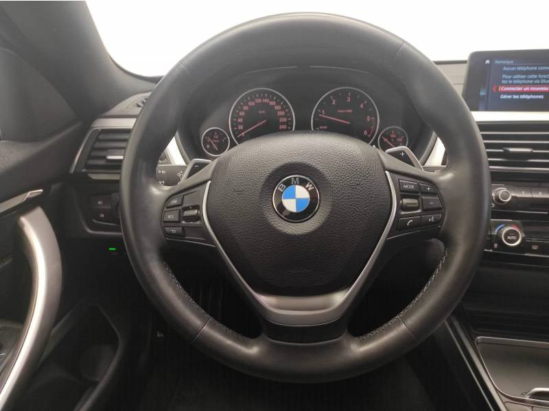 Bmw 420 GRAN COUPE F36 Coupé 420d xDrive 190 ch Luxury A Gris occasion à Carcassonne - photo n°6