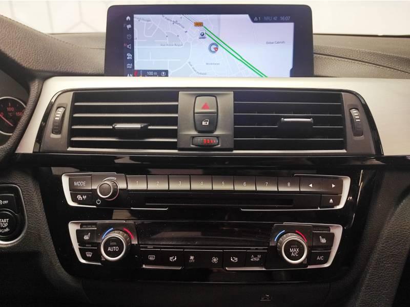 Bmw 420 GRAN COUPE F36 Coupé 420d xDrive 190 ch Luxury A Gris occasion à Carcassonne - photo n°10
