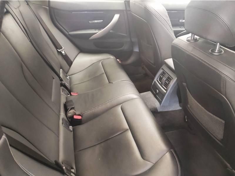 Bmw 420 GRAN COUPE F36 Coupé 420d xDrive 190 ch Luxury A Gris occasion à Carcassonne - photo n°5