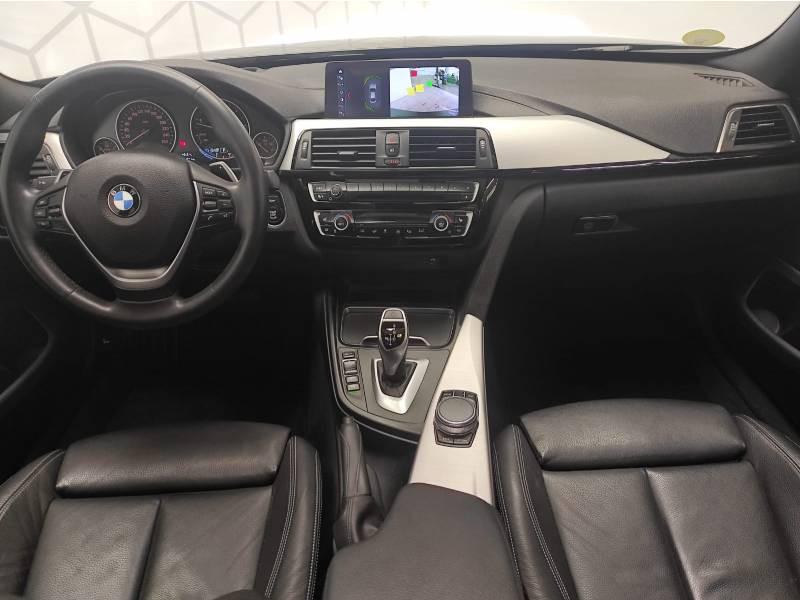 Bmw 420 GRAN COUPE F36 Coupé 420d xDrive 190 ch Luxury A Gris occasion à Carcassonne - photo n°2
