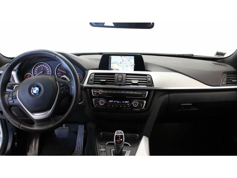 Bmw 420 GRAN COUPE F36 Coupé 420d xDrive 190 ch Sport A Blanc occasion à Tarbes - photo n°5