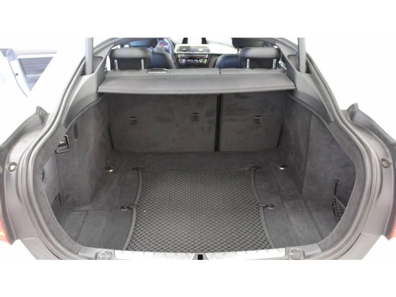 Bmw 420 GRAN COUPE F36 Coupé 420d xDrive 190 ch Sport A Blanc occasion à Tarbes - photo n°7
